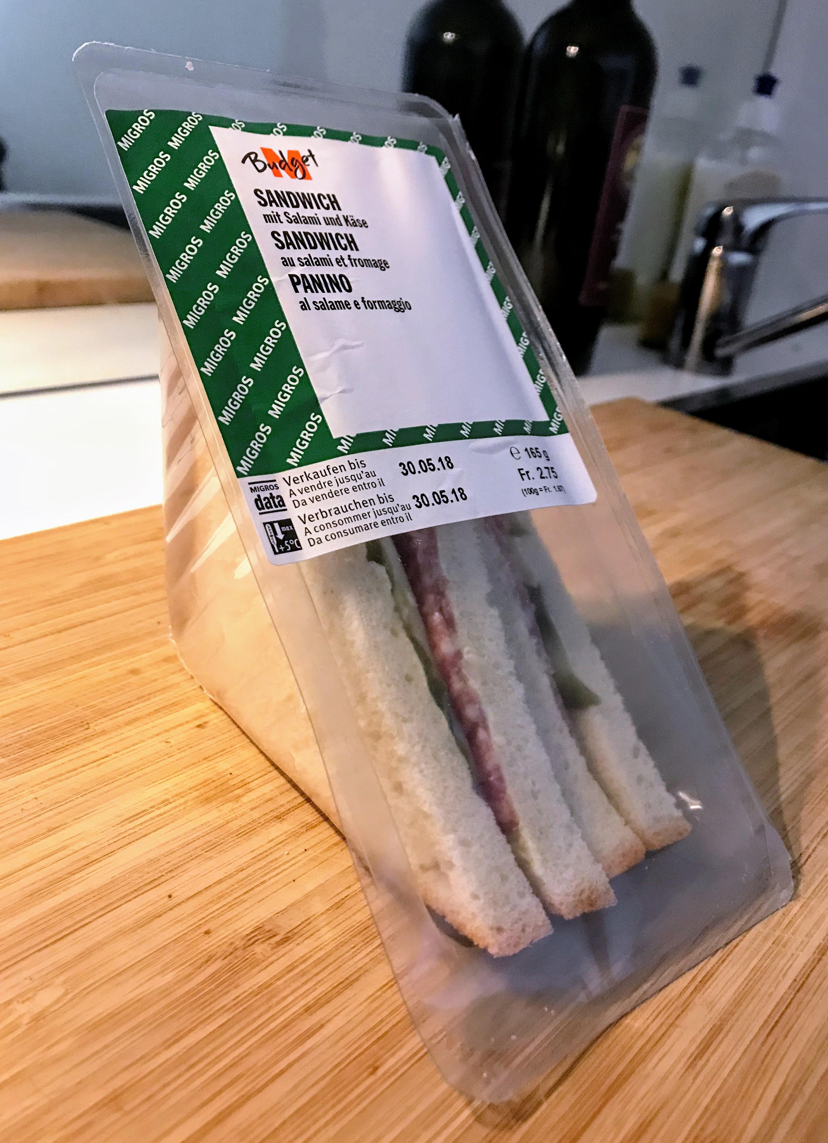 wiki sandwich upcscavenger
