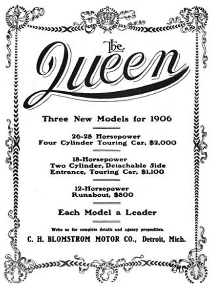 Queen (American automobile) - Wikipedia