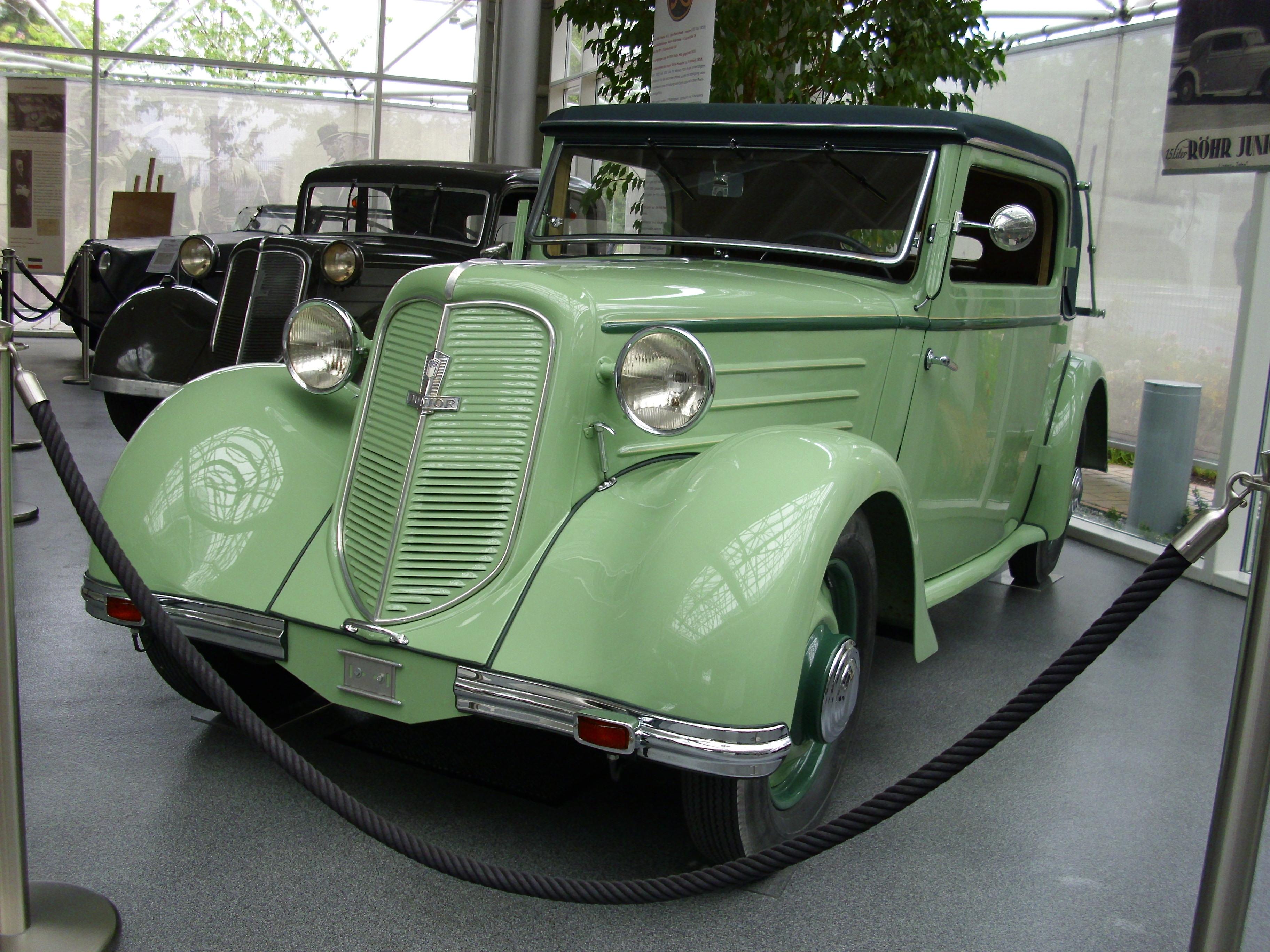 Dateiröhr Junior Cabriolet 1934jpg Wikipedia