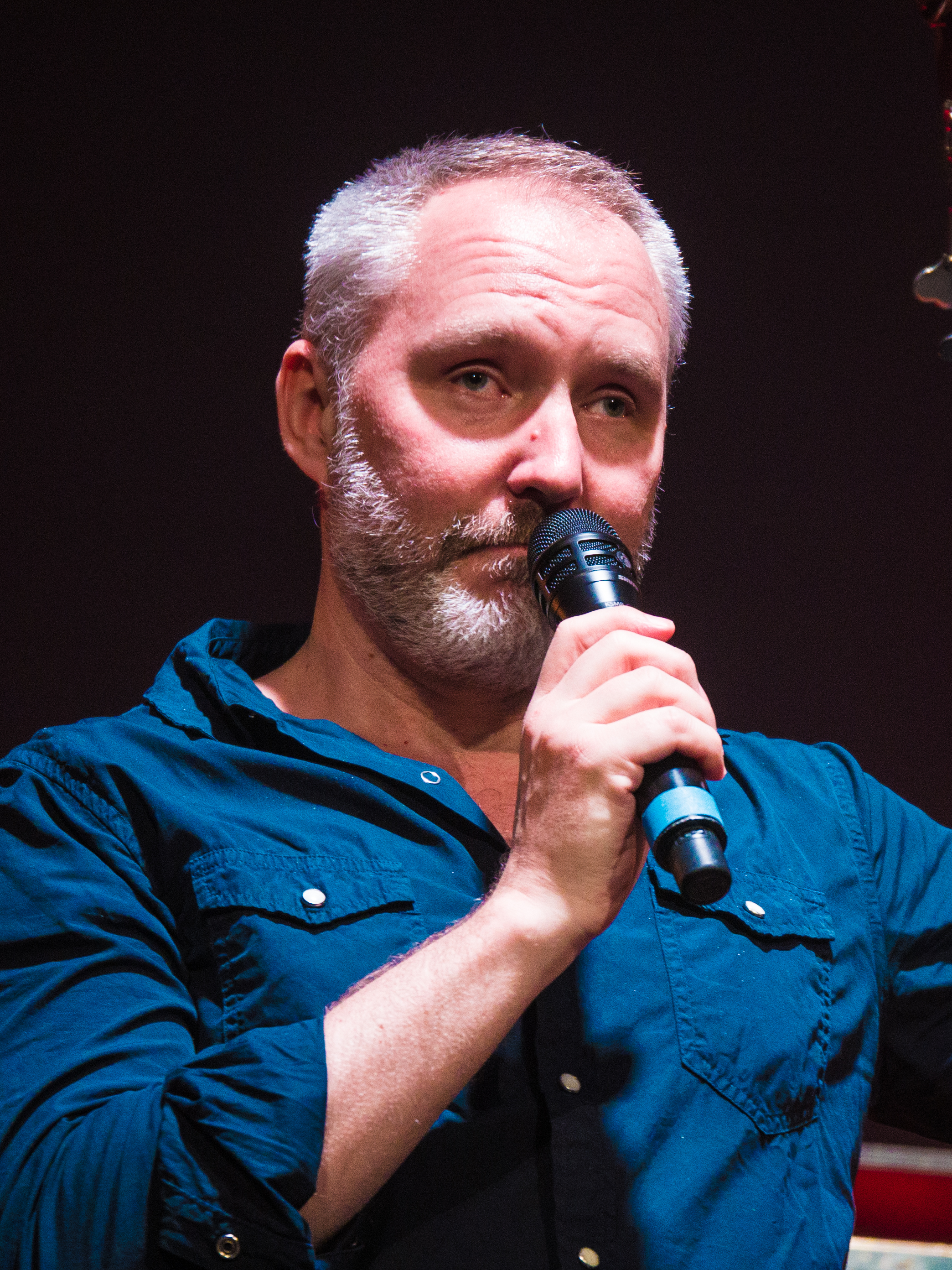 Anderson at the [[Moers Festival]] in 2017