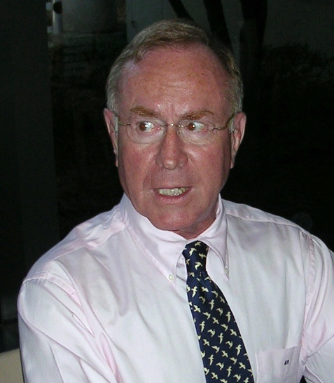 Richard Rhodes in 2004