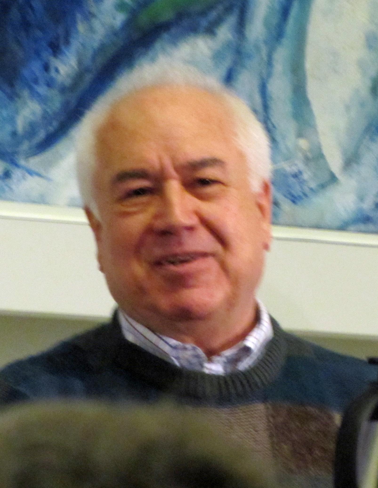 Bassam Tibi in 2016.
