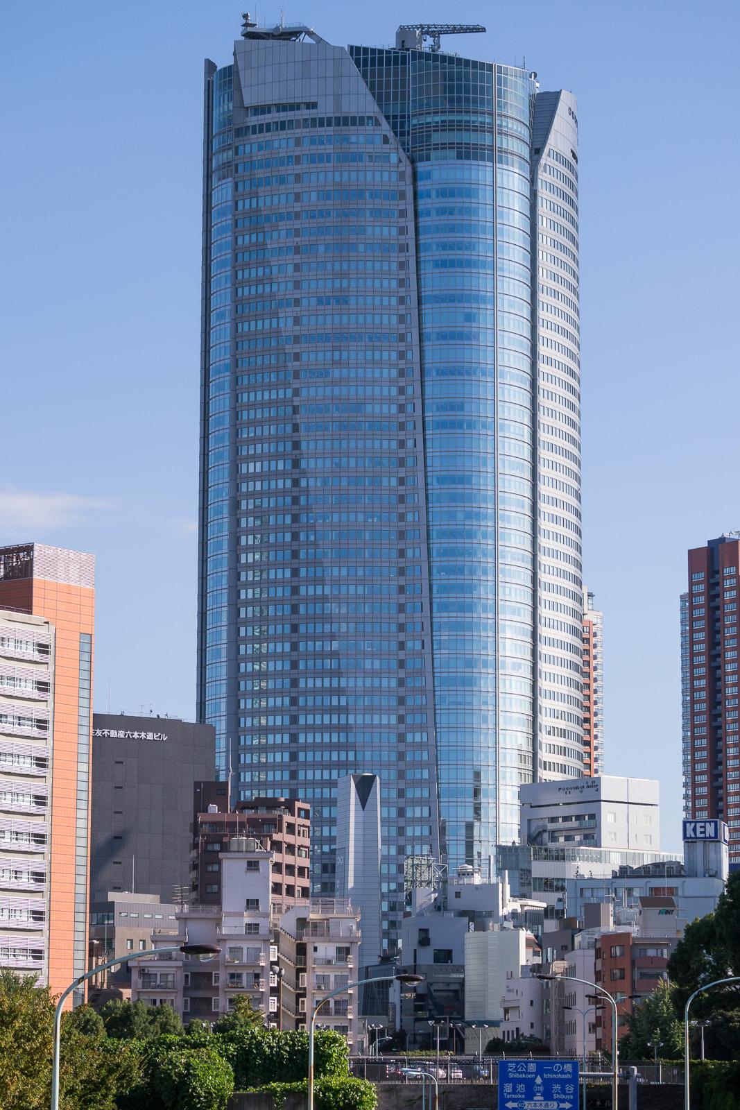 Roppongi Hills Mori Tower Wikipedia