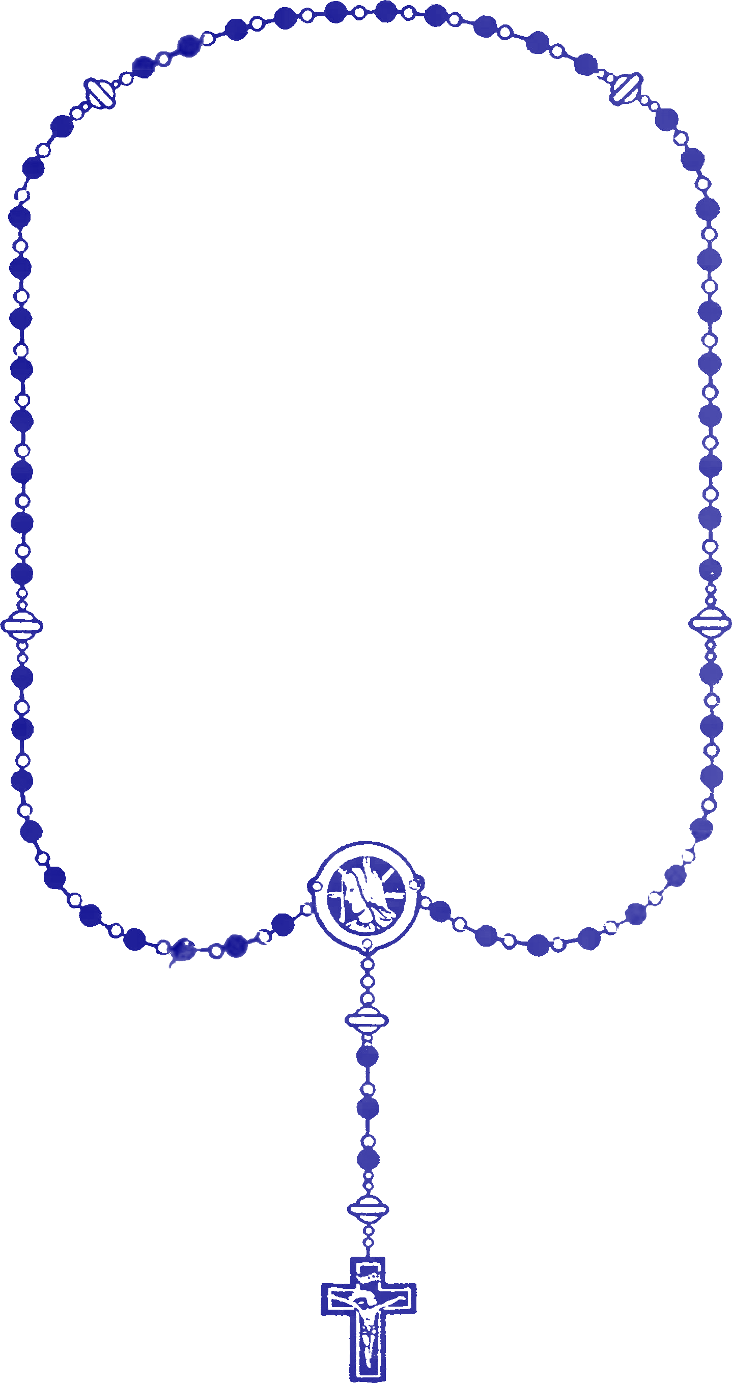 File Rosary Blue Png Wikimedia Commons