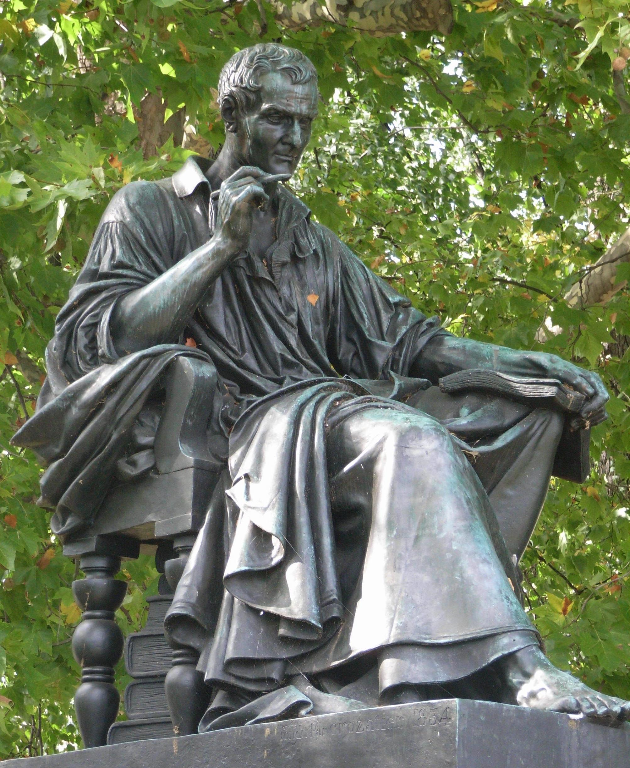 Jean-Jacques Rousseau Statute, Geneva