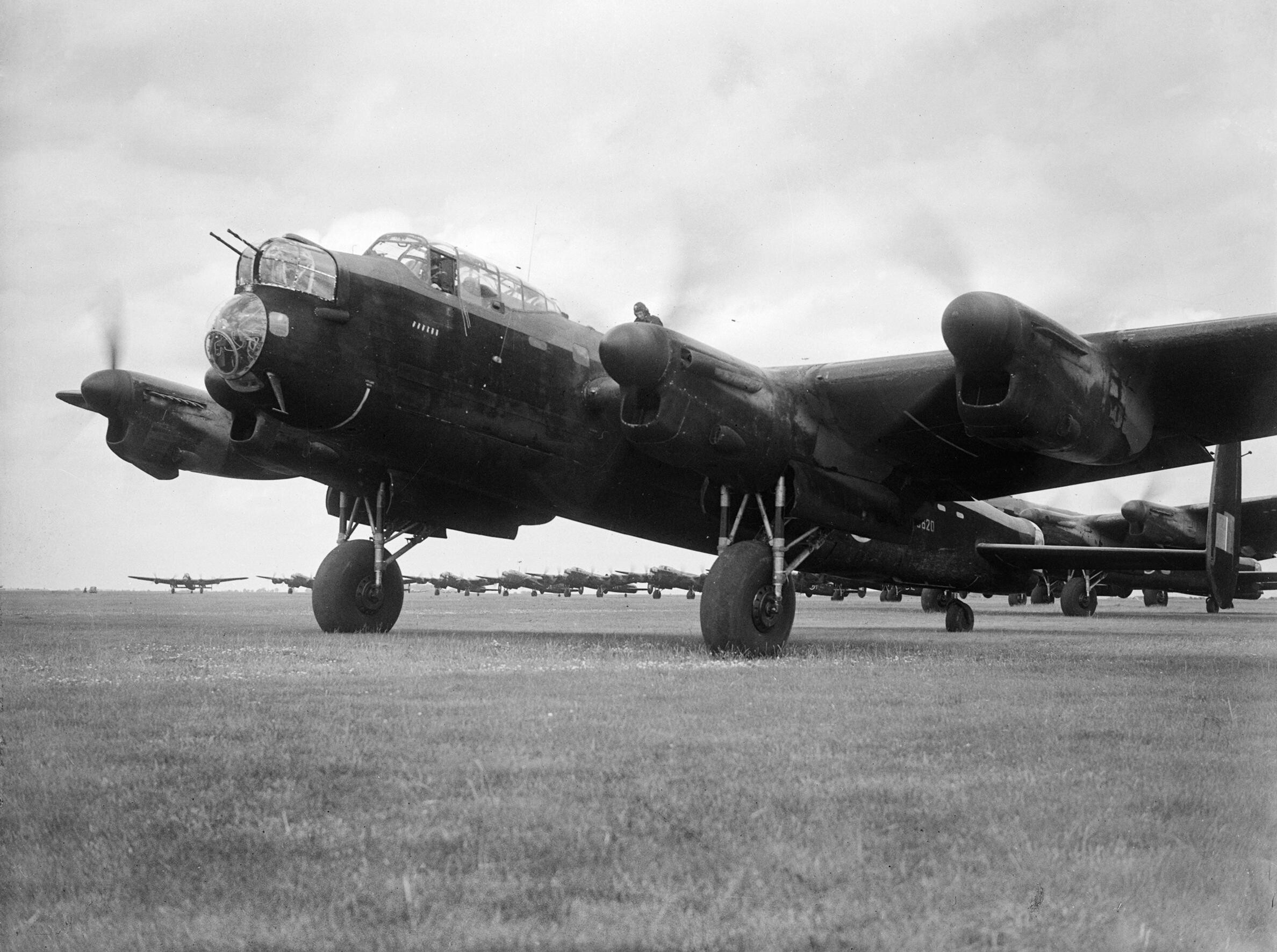 Forgotten Bombers of the Royal Air Force