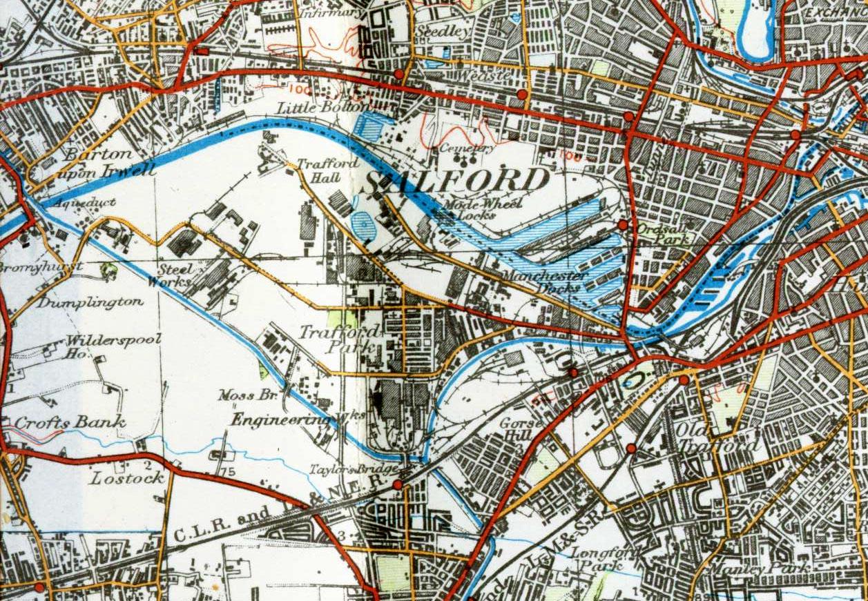 FileSalford Docks Jpg Wikipedia - Old os maps