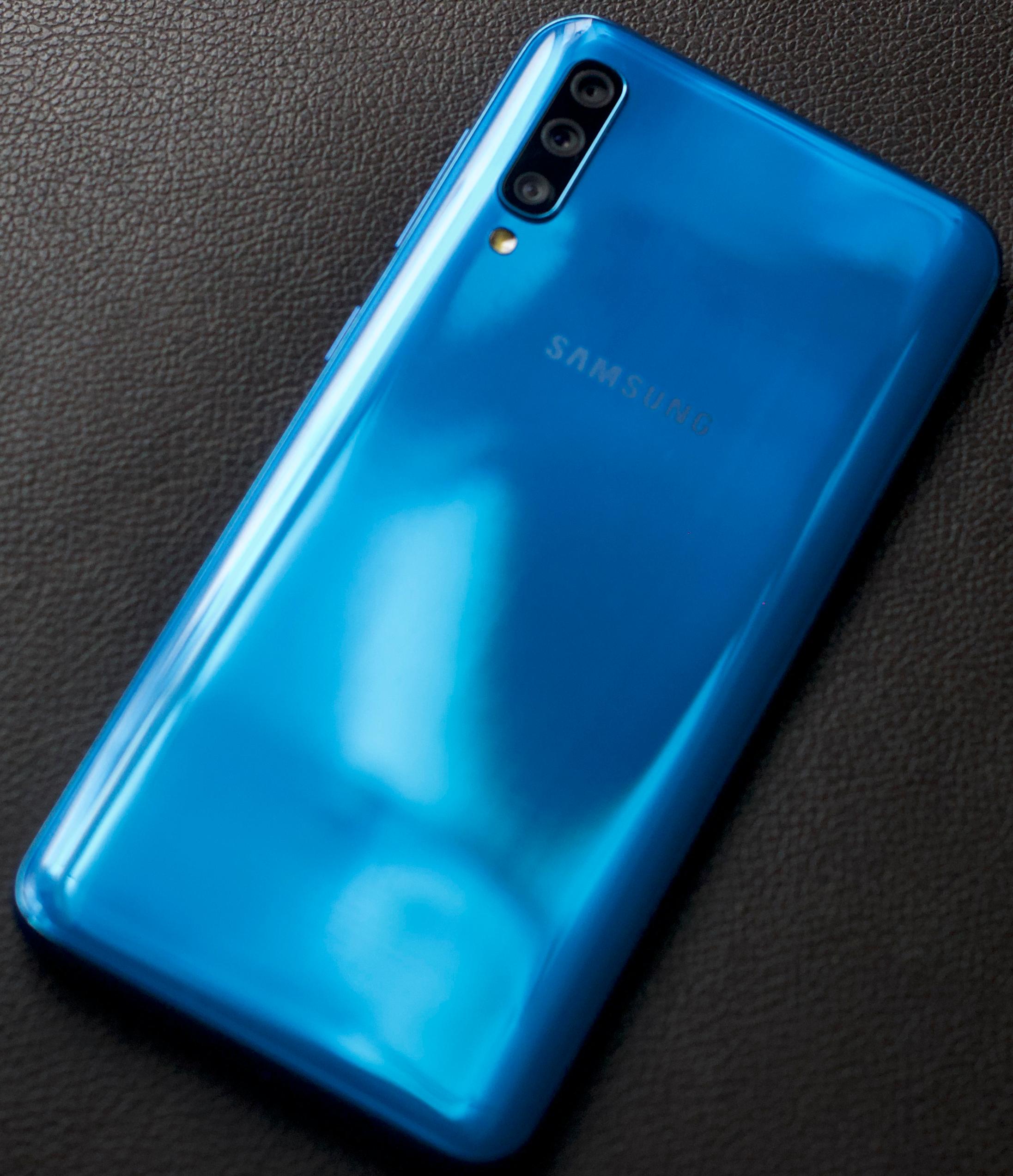 Samsung Galaxy A50 Wikipedia