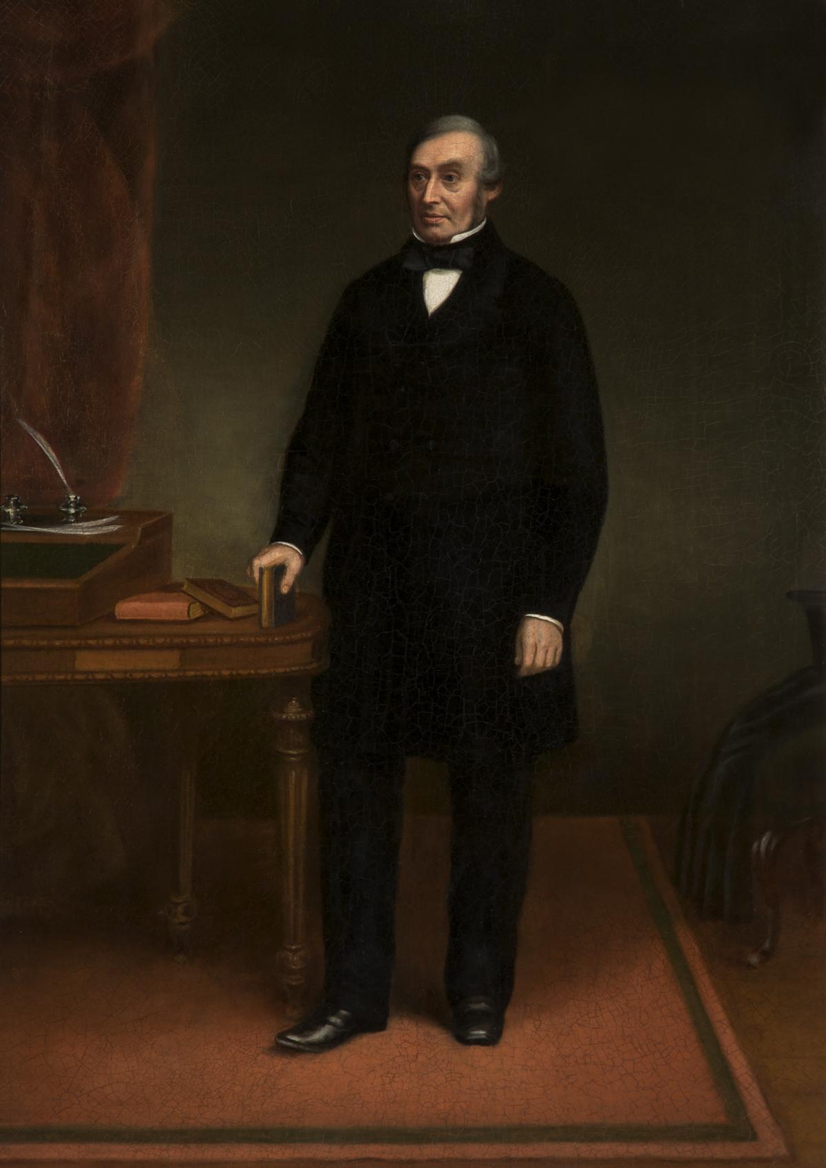 Samuel Taylor Chadwick...