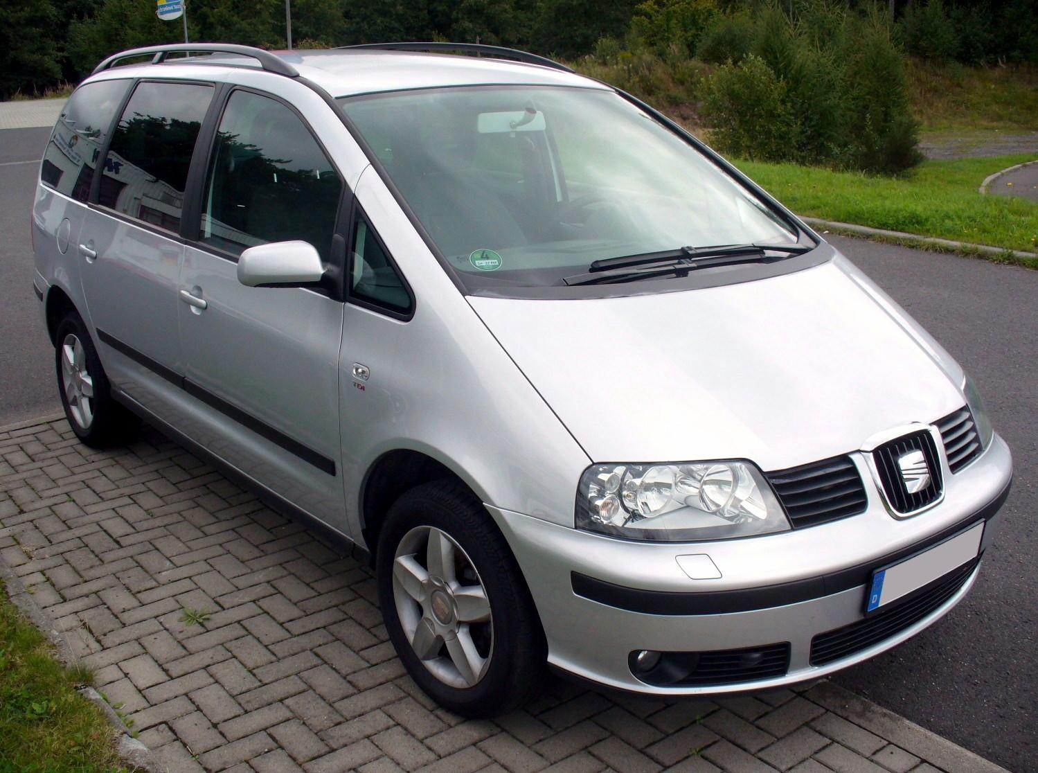 file seat alhambra tdi facelift reflexsilber jpg wikimedia commons. Black Bedroom Furniture Sets. Home Design Ideas