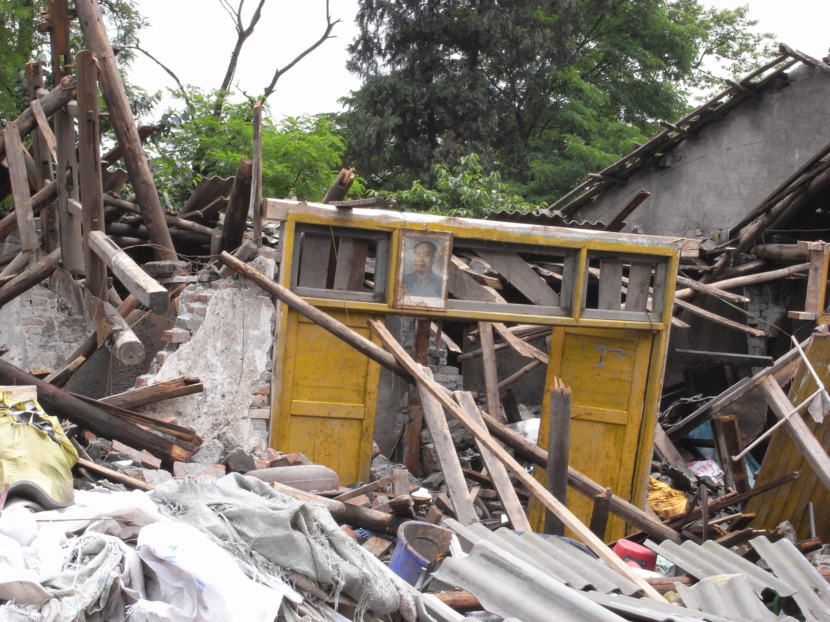 sichuan earthquake effects
