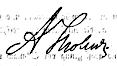 Signatur August Tholuck.PNG