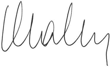 Johannes Hahn signature