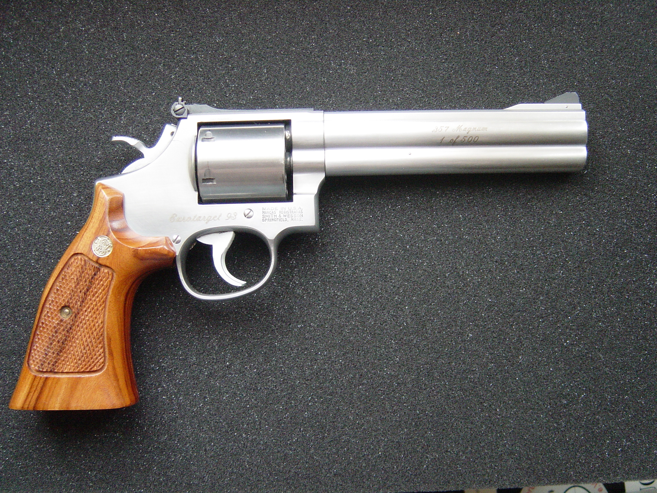 dating s&w 686 Dragør