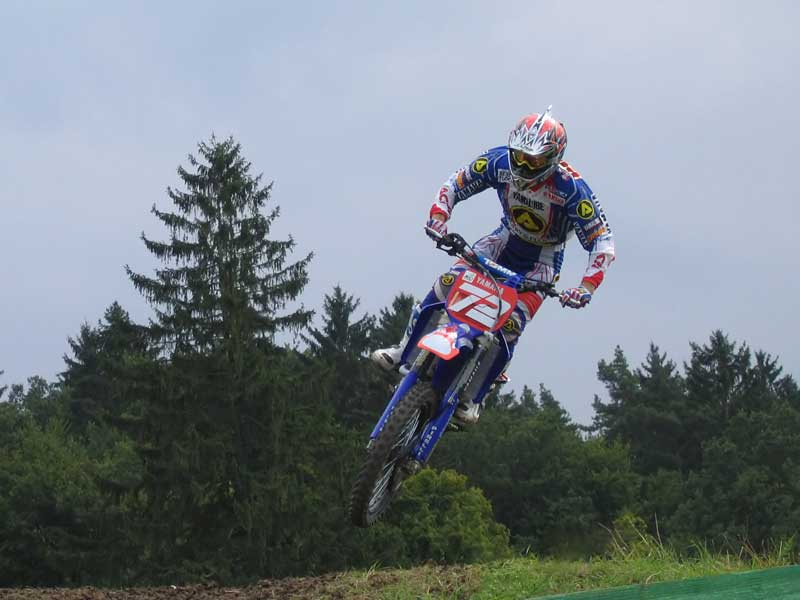 Stefan Everts in 2005 in Gaildorf.