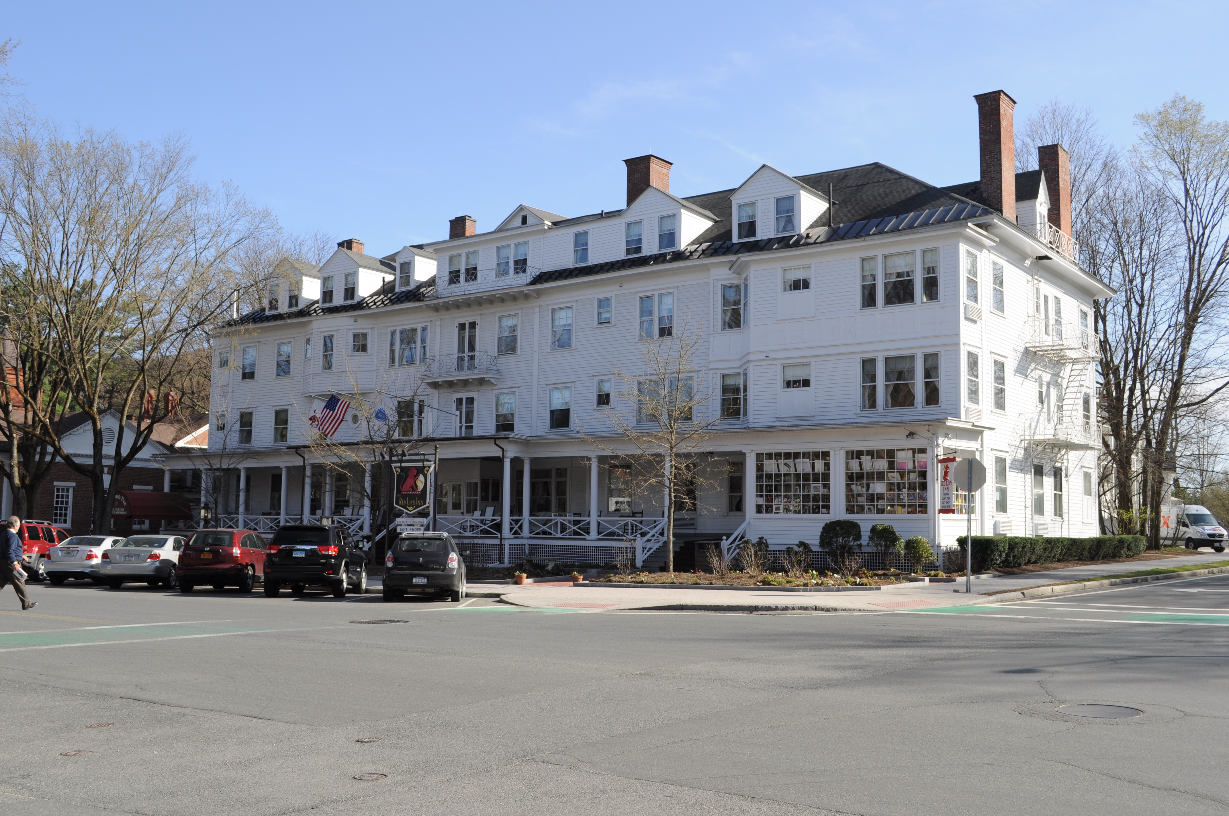 west stockbridge the williamsville inn: