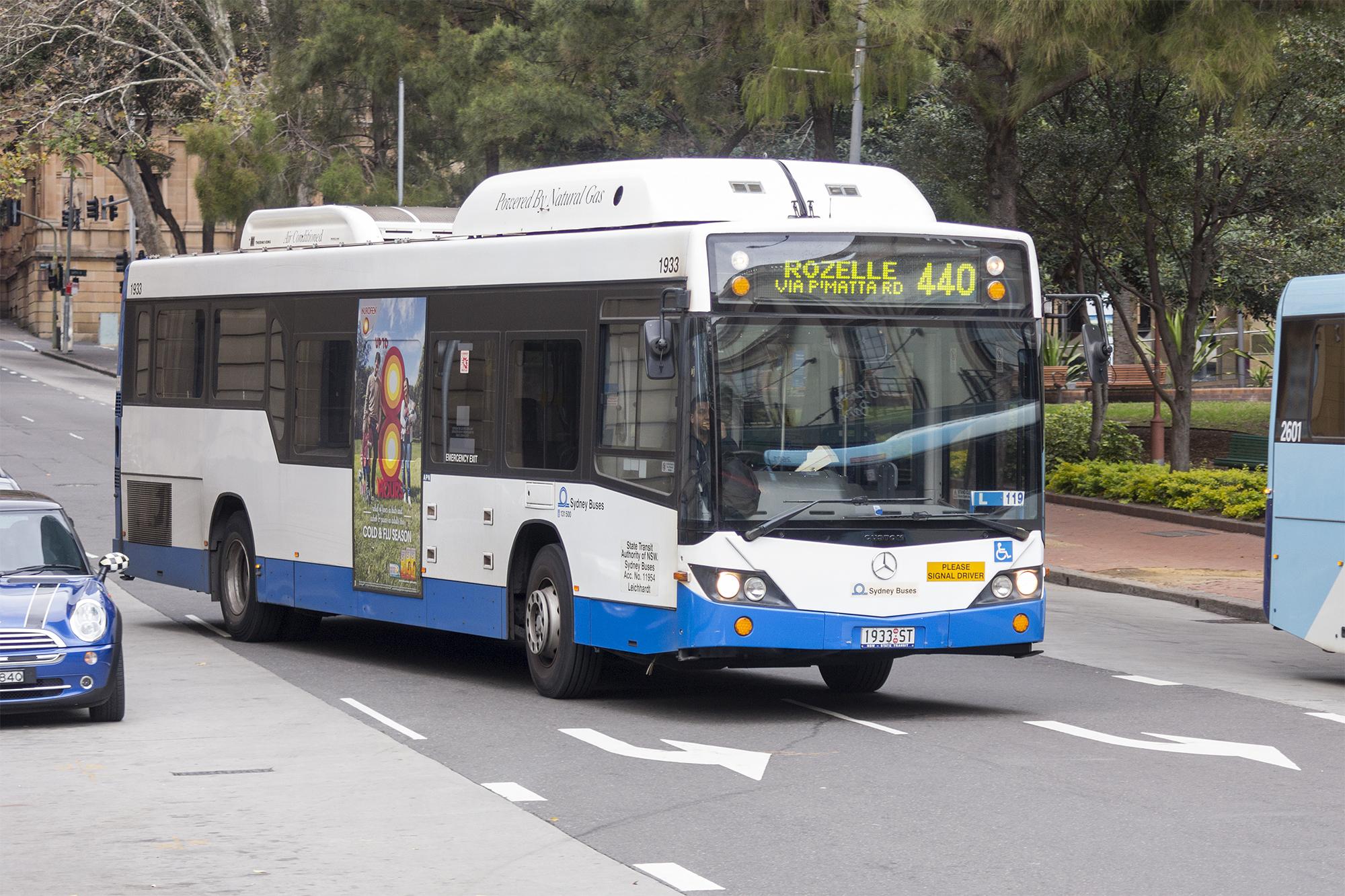 FileSydney Buses 1933 ST Custom Coaches CB60 Evo II Bodied