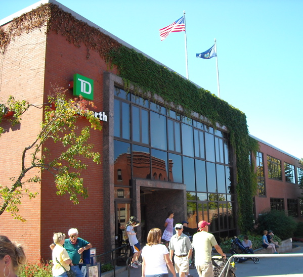 TD Bank Portland Branch - Portland, CT