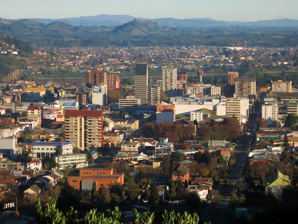 Temuco in the past, History of Temuco