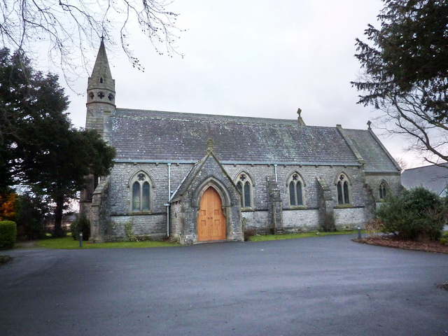 The Parish Church of Mary Allithwaite - geograph.org.uk - 1756945