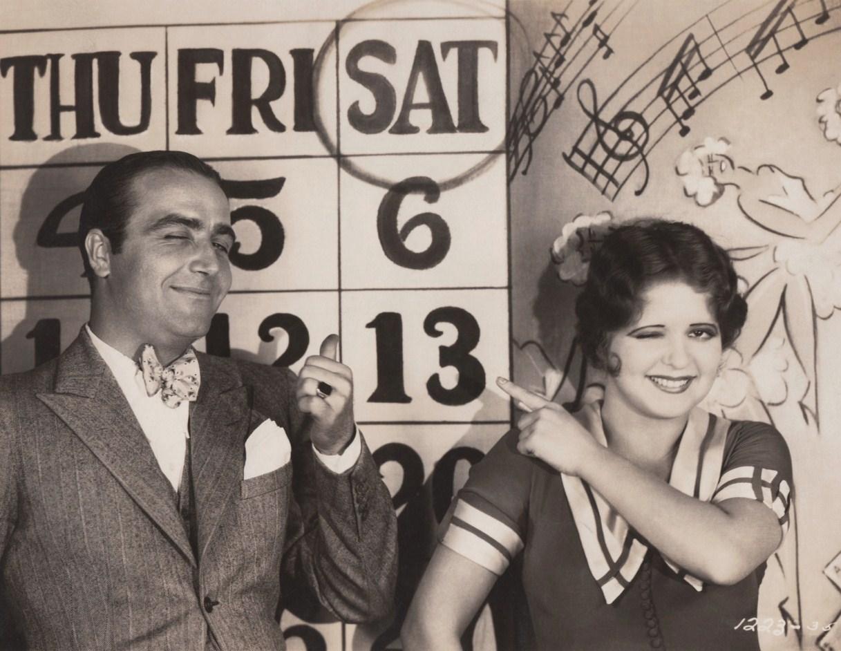 The Saturday Night Kid 1929