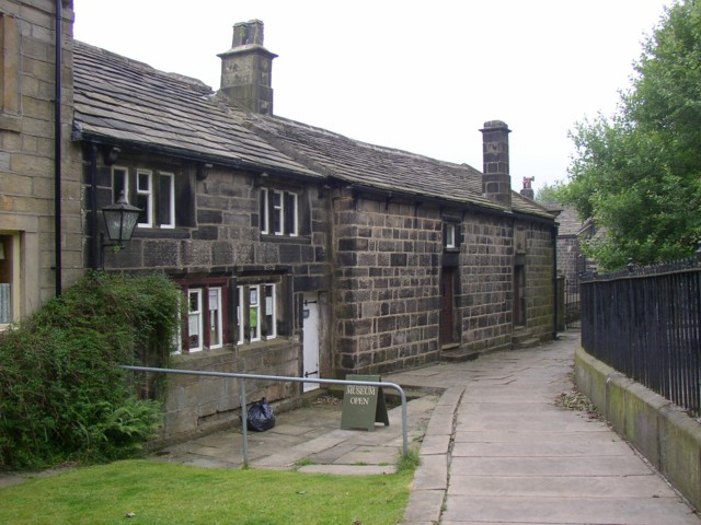 The museum, Heptonstall - geograph.org.uk - 193498