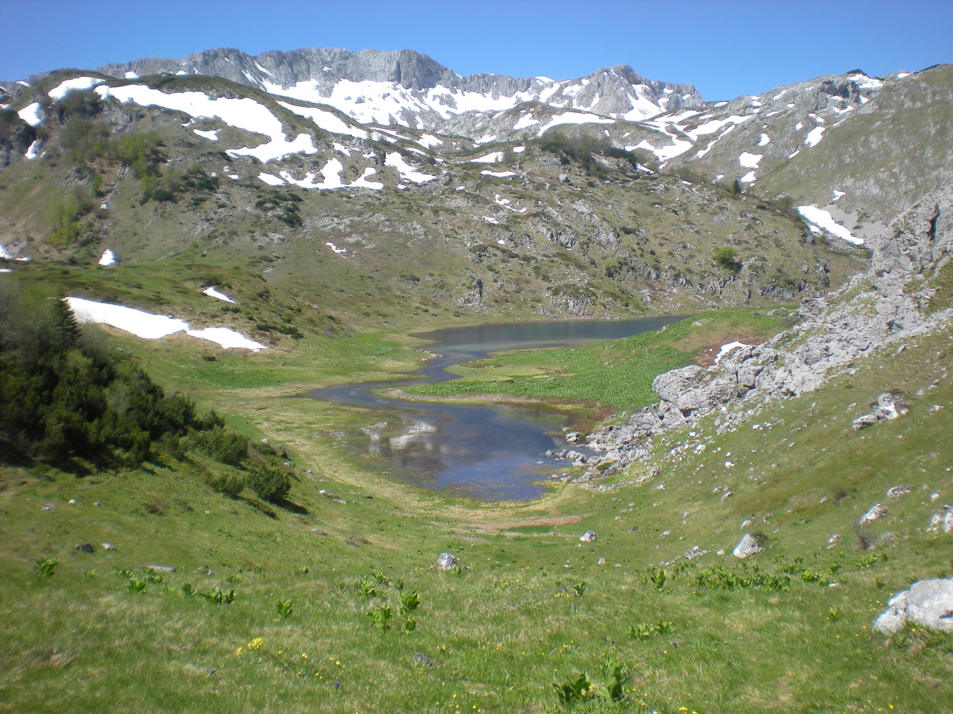 Велико језеро (Трескавица) — Википедија