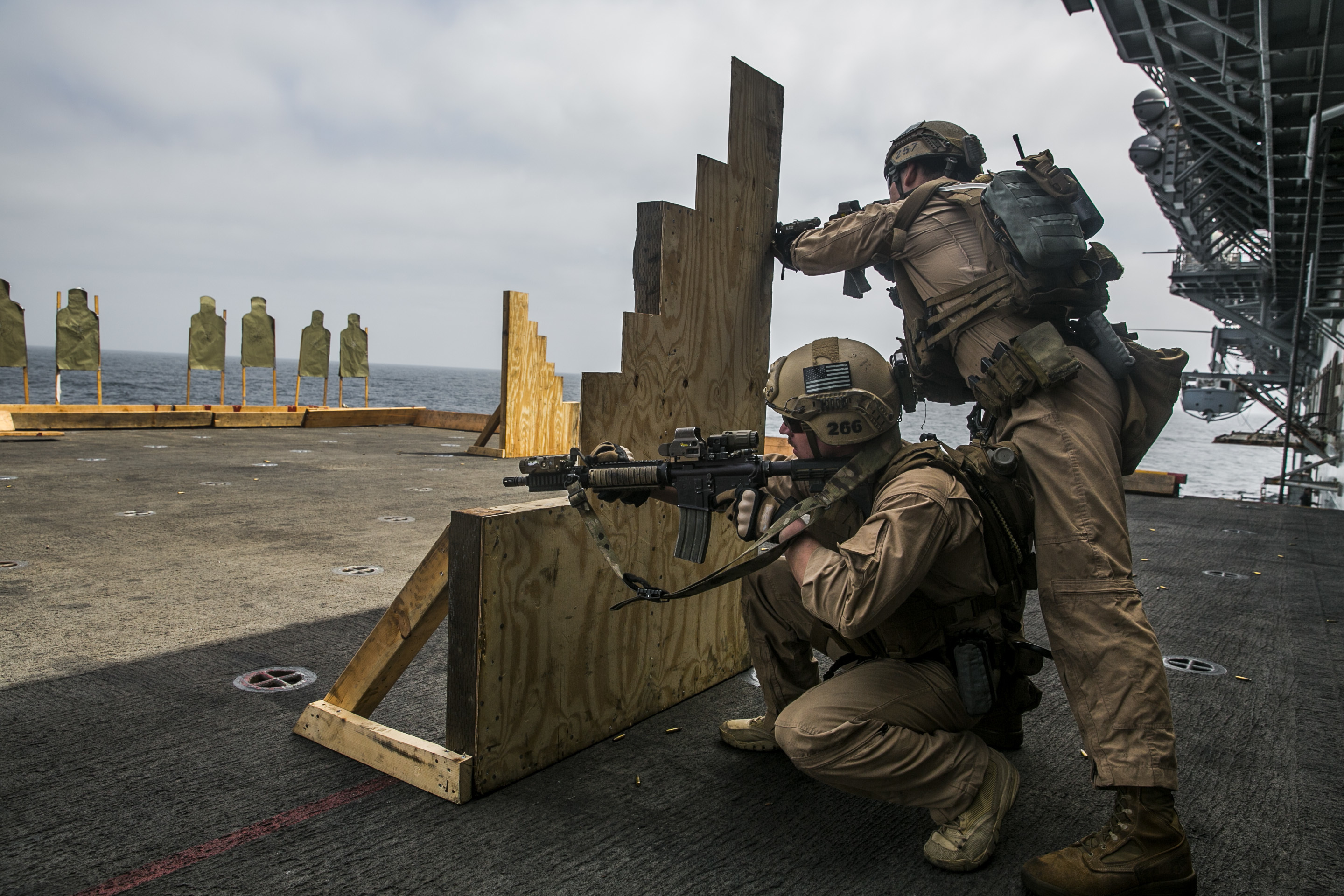 Portable shooting and training barricades by GTGConsult - The ...