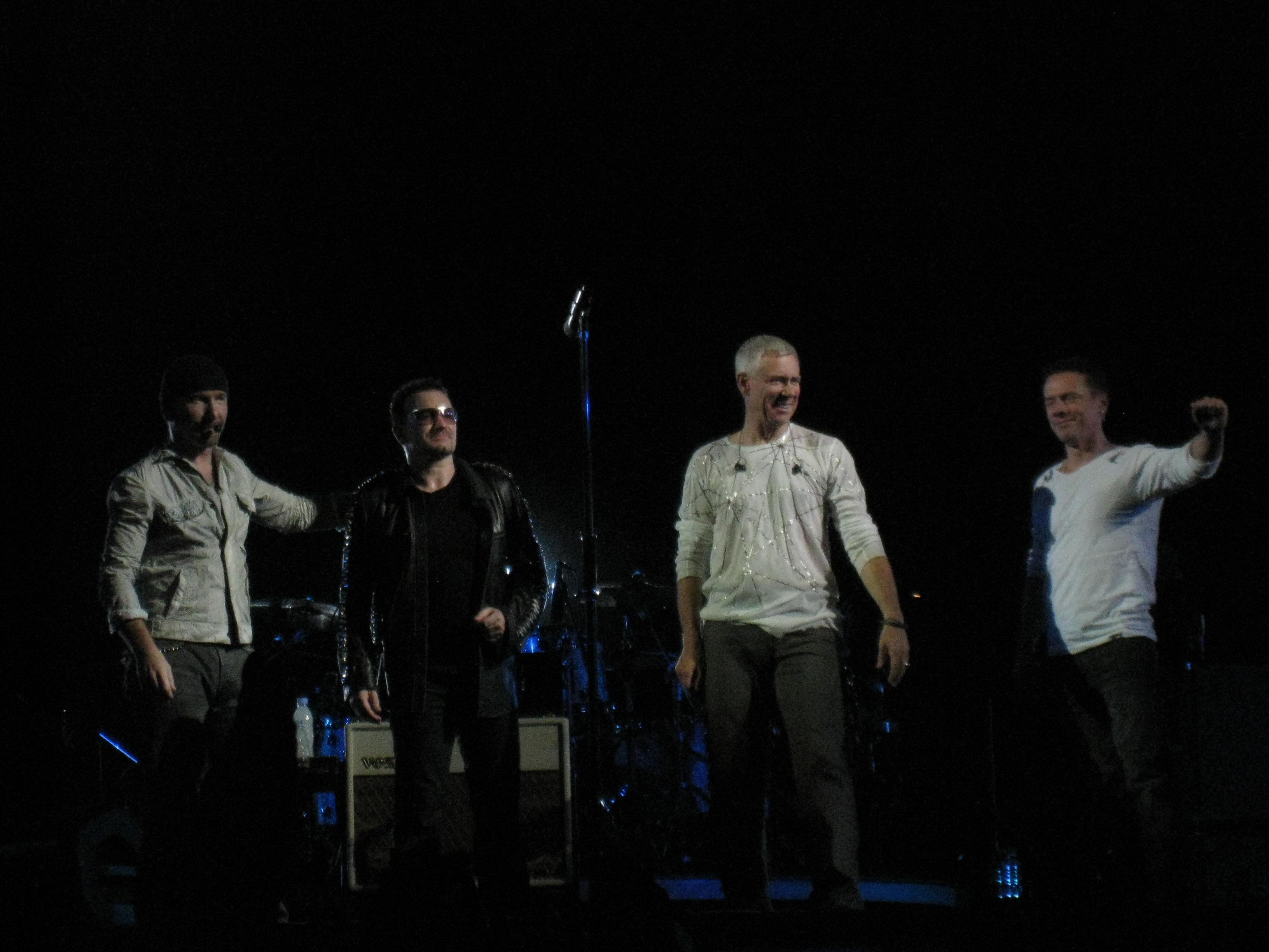 Depiction of U2