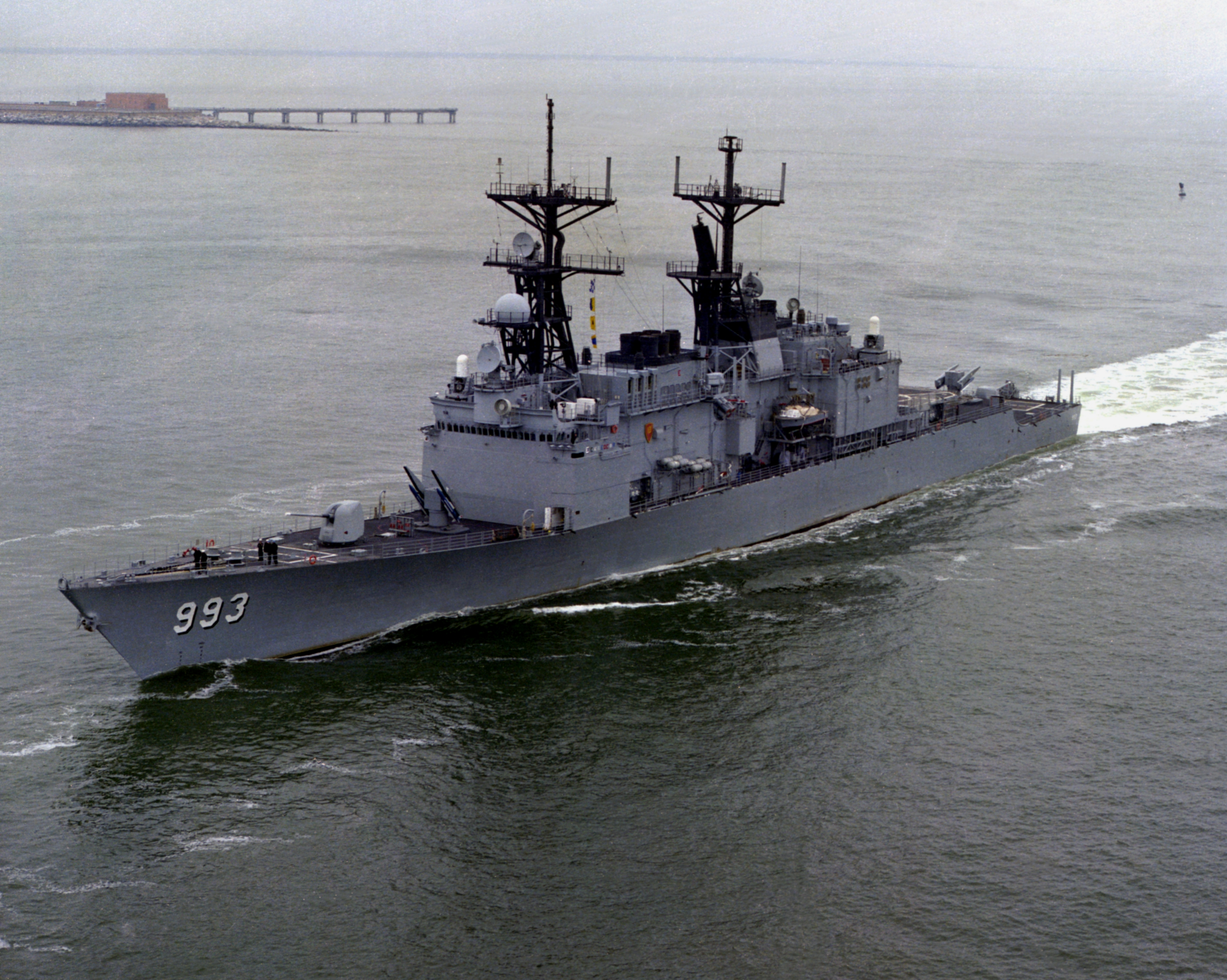 Guided missile destroyer - Military Wiki