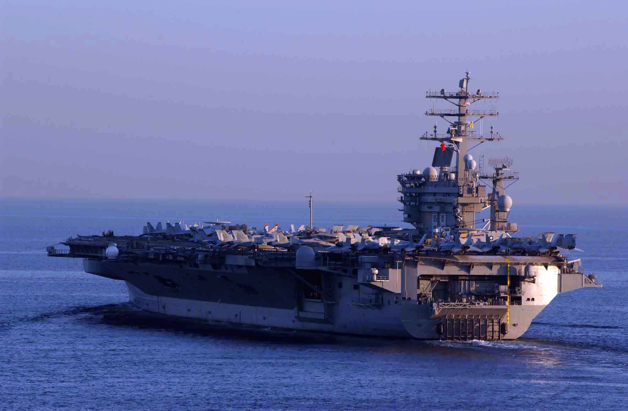 US Navy 041116 N 4776G 083 USS Nimitz (CVN 68) underway in the early morning hours off the California coast Above is Vanessa Hudgen's controversial nude photo that could either make or ...