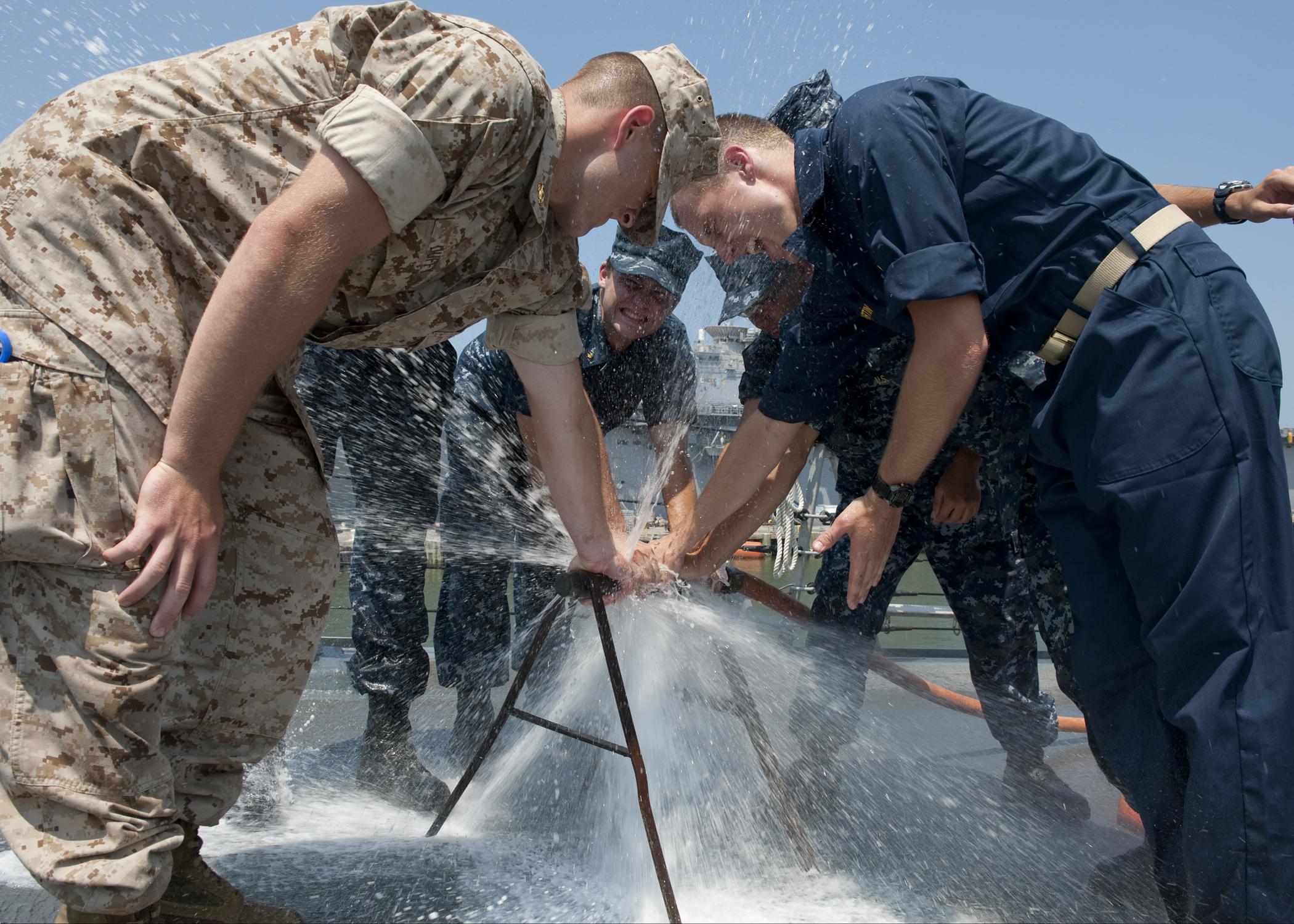 File:US Navy 110726-N-GZ228-044 Navy ROTC midshipmen aboard USS ...