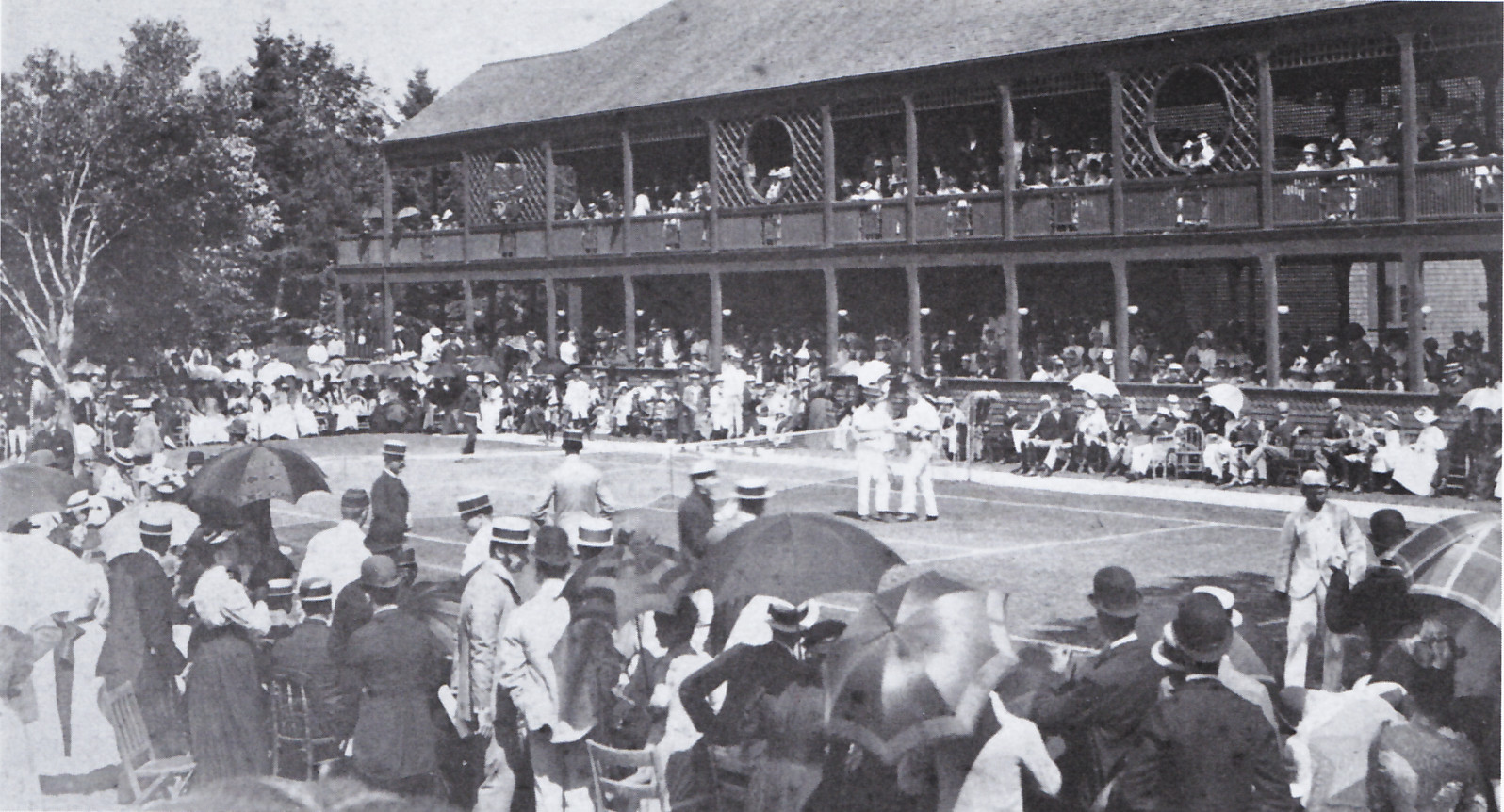 1936 U.S. National Championships –13 Mens Singles