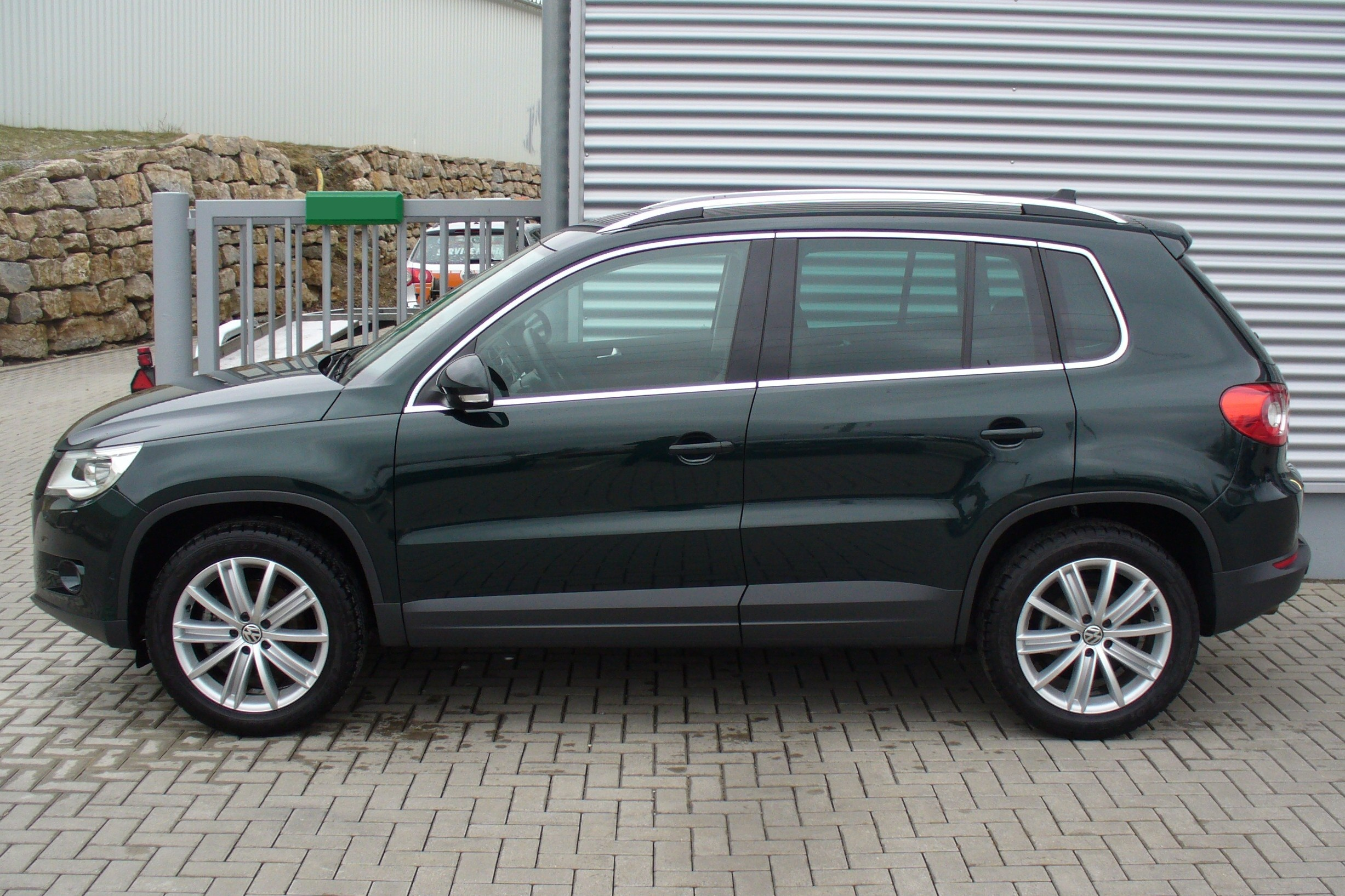 2007 volkswagen tiguan 1 4 tsi related infomation specifications weili automotive network. Black Bedroom Furniture Sets. Home Design Ideas
