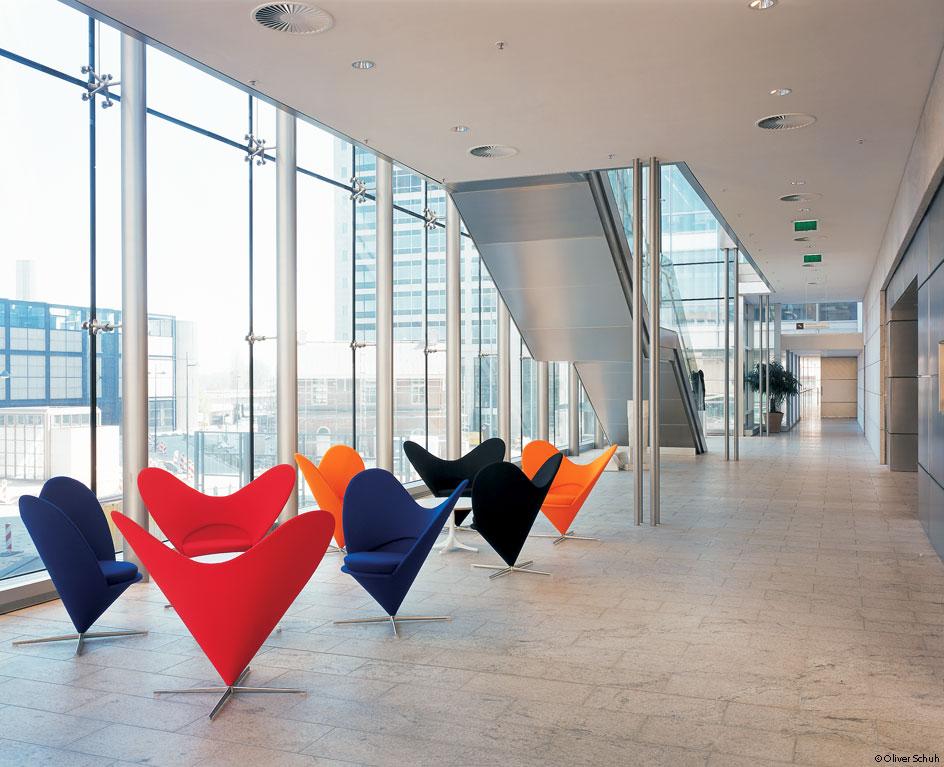 Verner Panton Heart Cone Chair File:verner Panton Heart