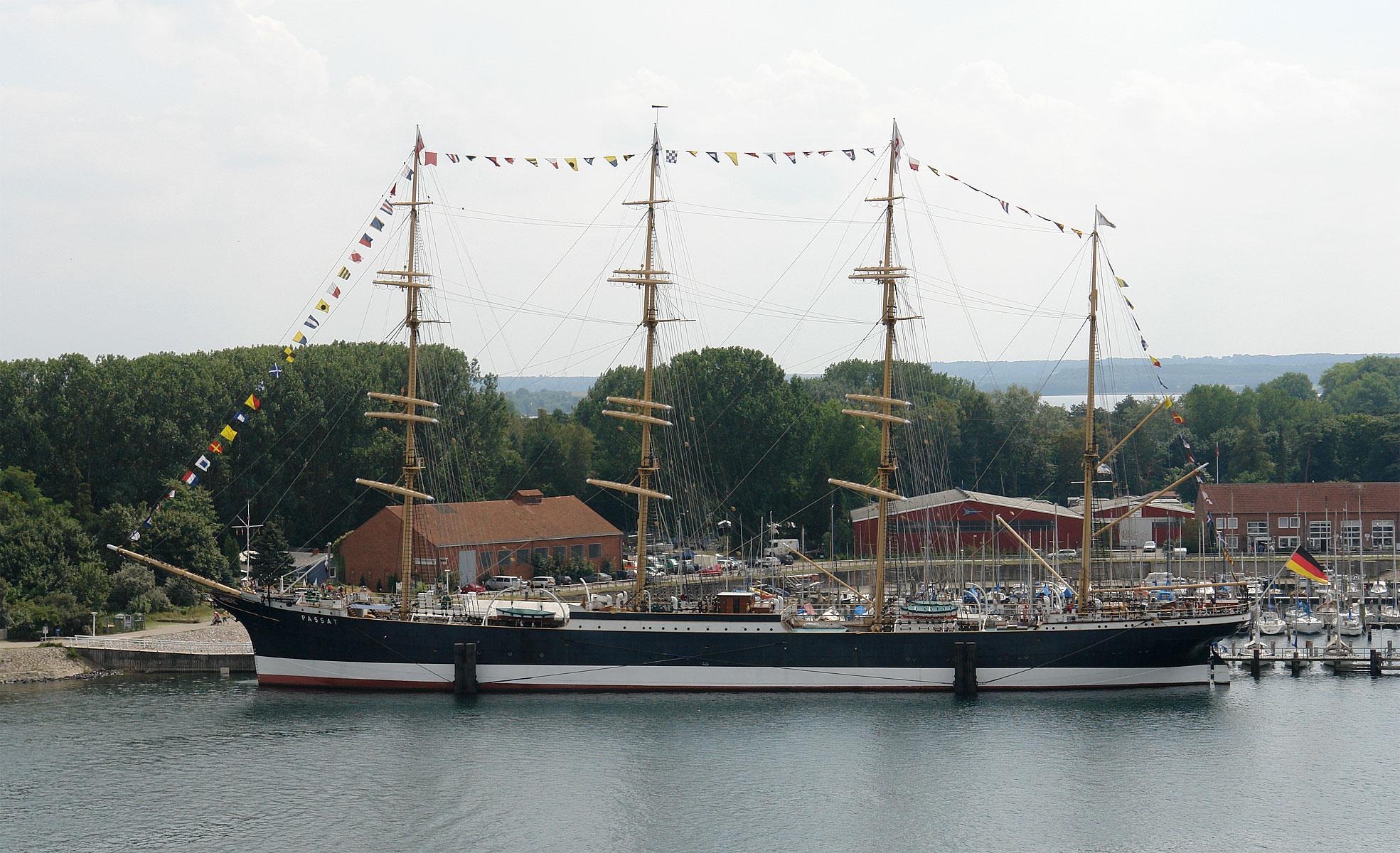 Passat Schiff