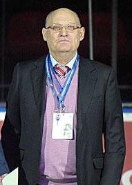 Vladimir Petrov (ice hockey) Russian ice hockey player