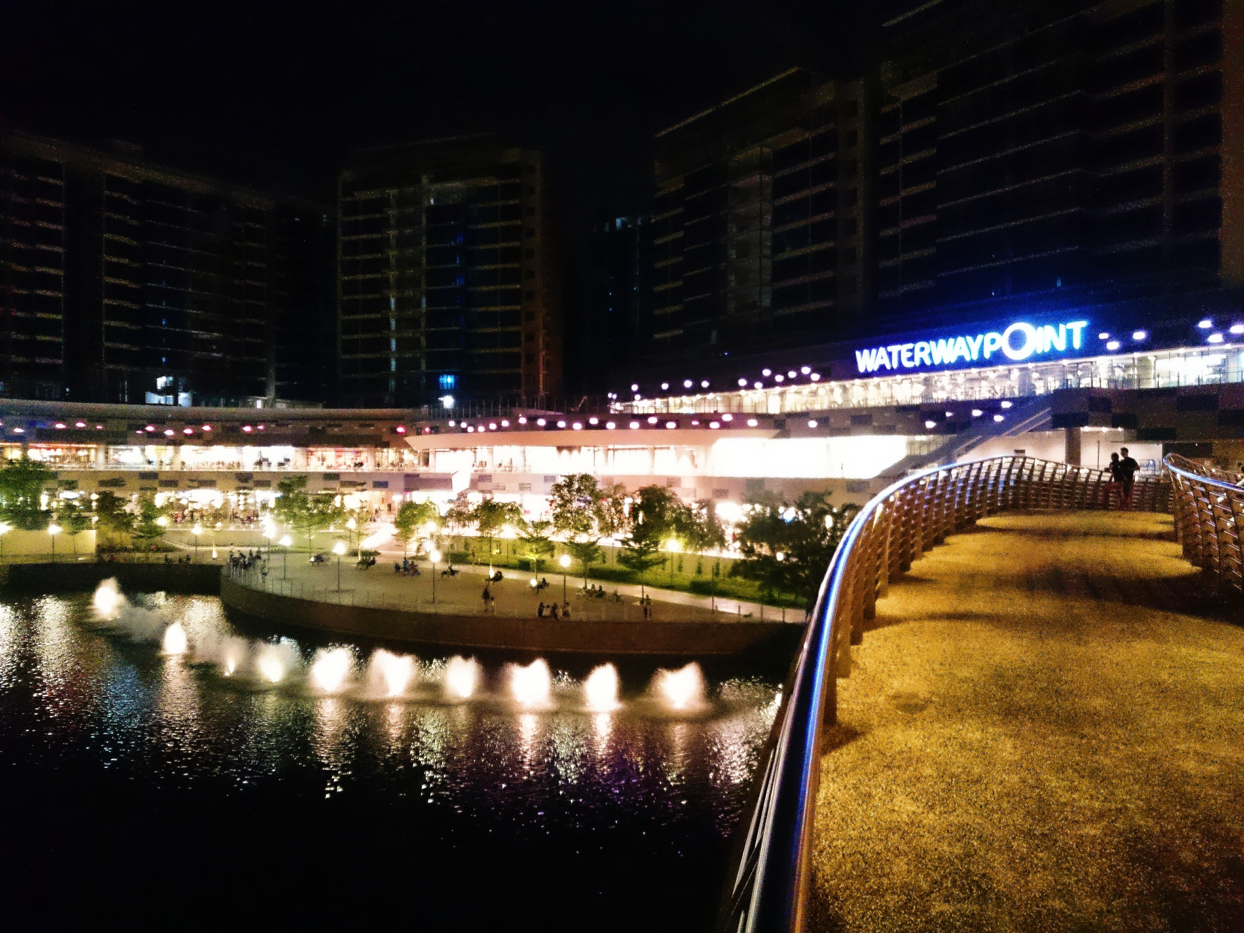 Taken at Waterway Point, with Xperia Z3
