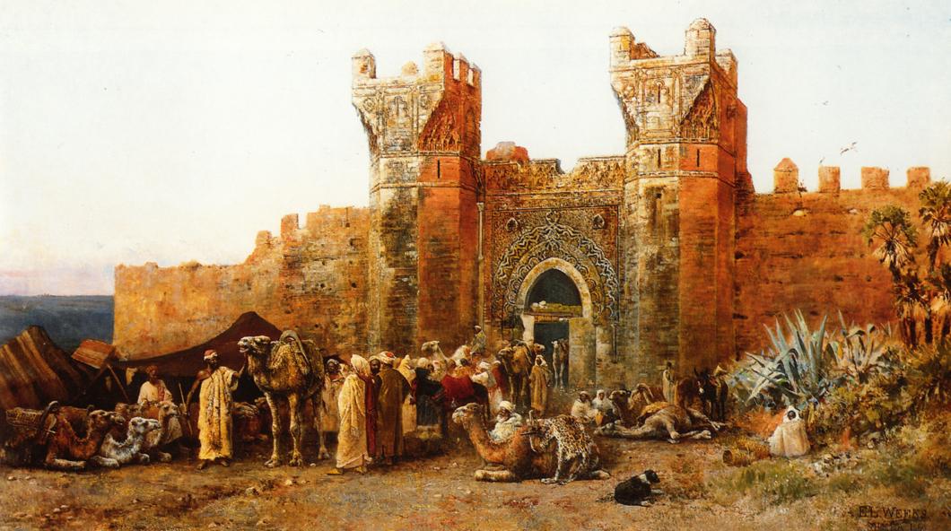 Arabian Paintings Sale