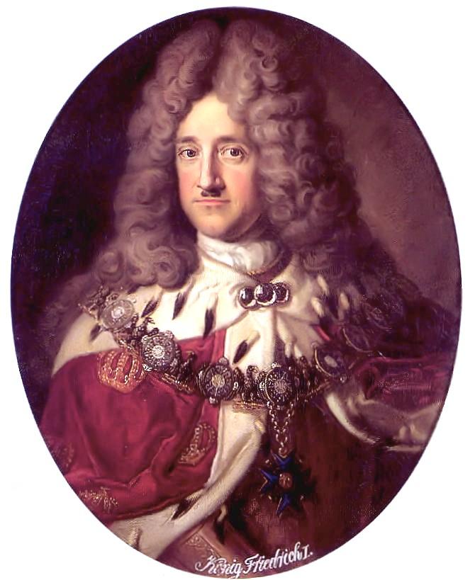 Fryderyk I Pruski