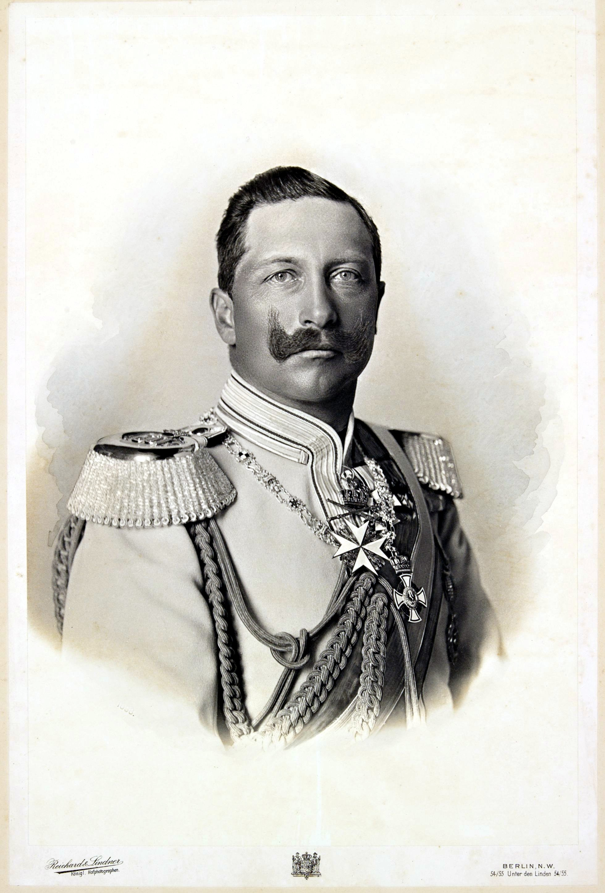 File:Wilhelm II , The German Emperor.jpg