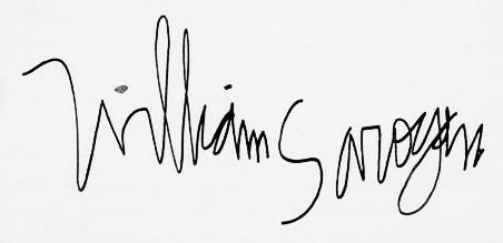 William Saroyan signature.jpg
