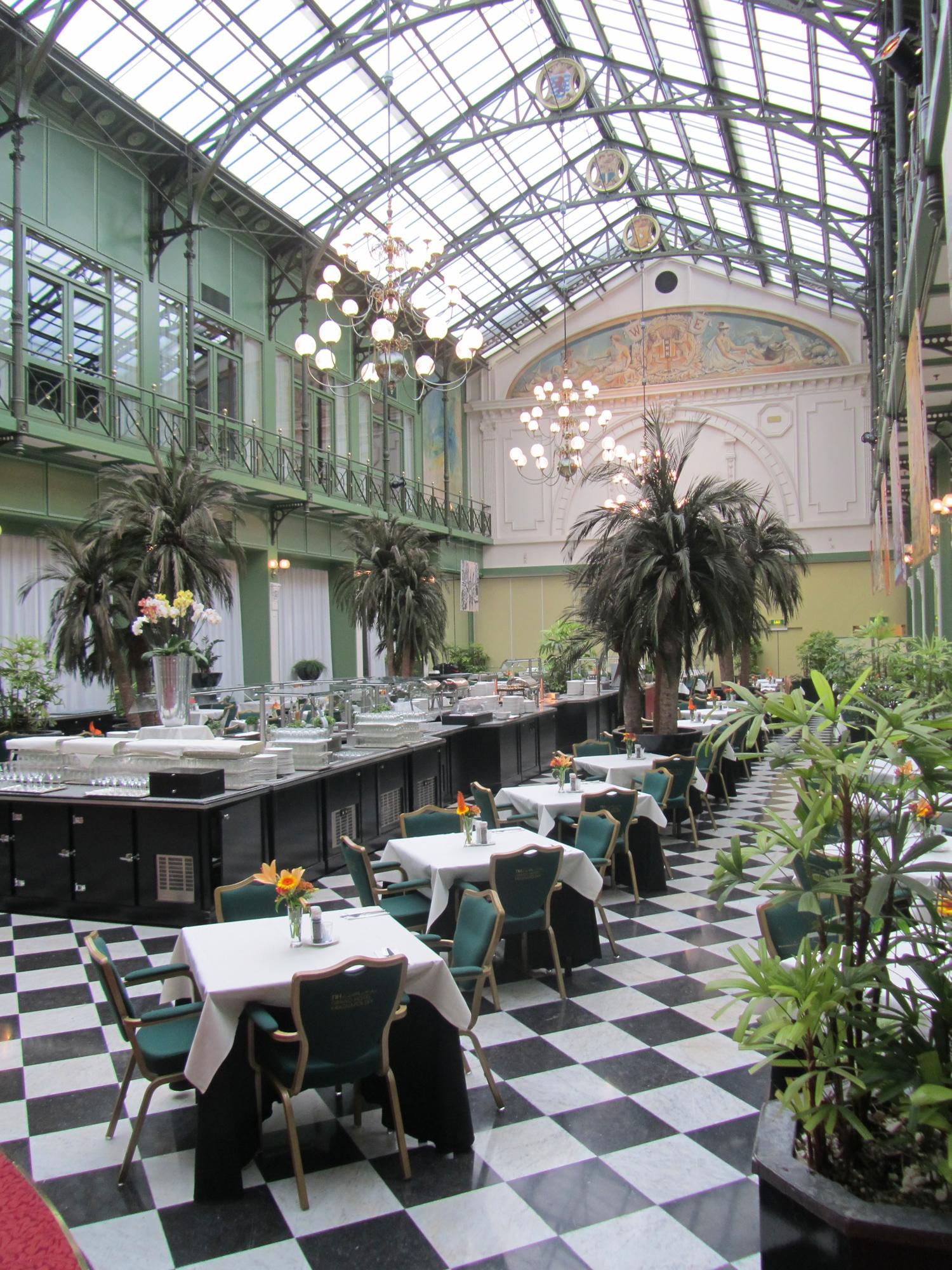 Hotel Krasnapolsky Amsterdam Niederlande