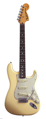 image illustrative de l'article Fender Stratocaster