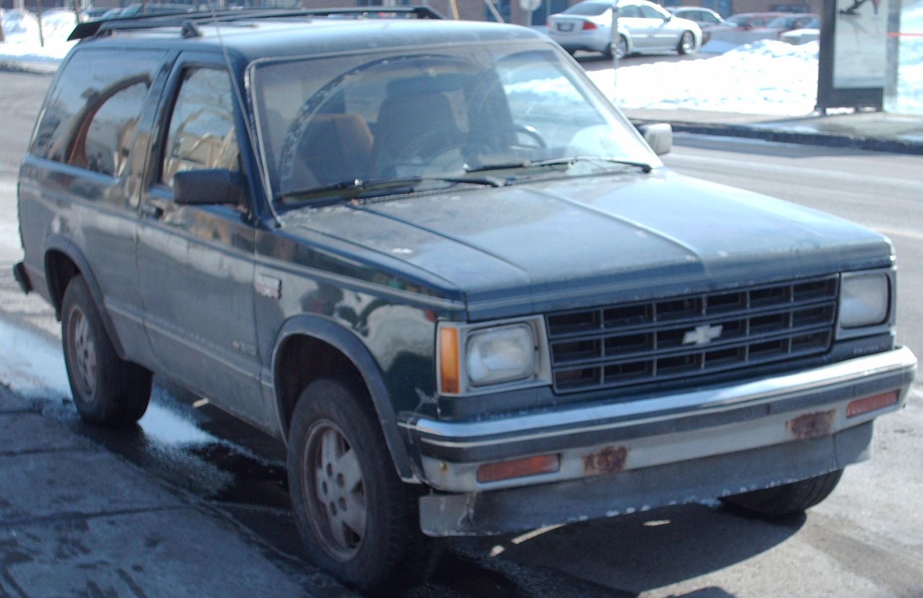 94 Chevy Blazer