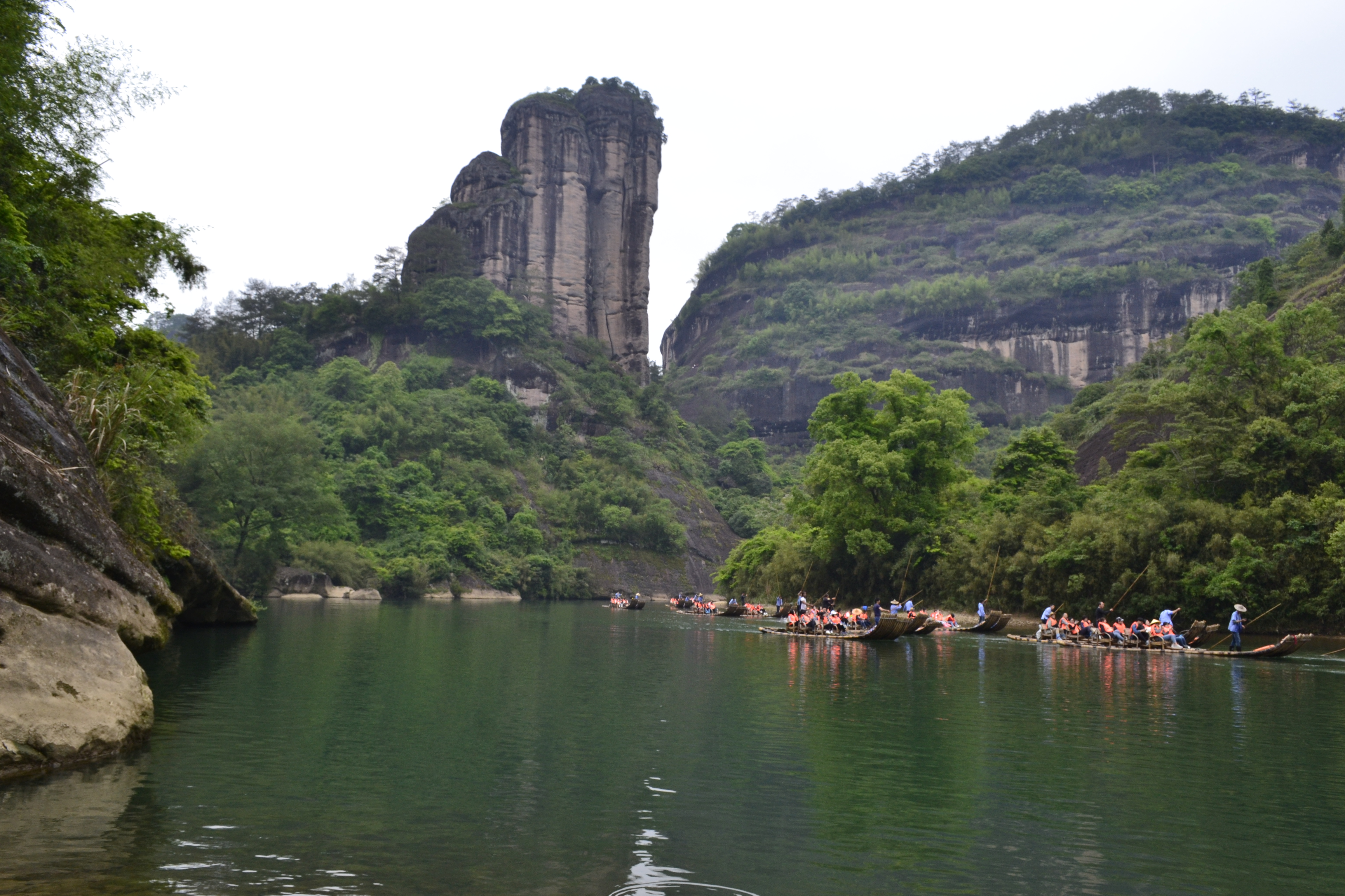 Wuyishan, Fujian