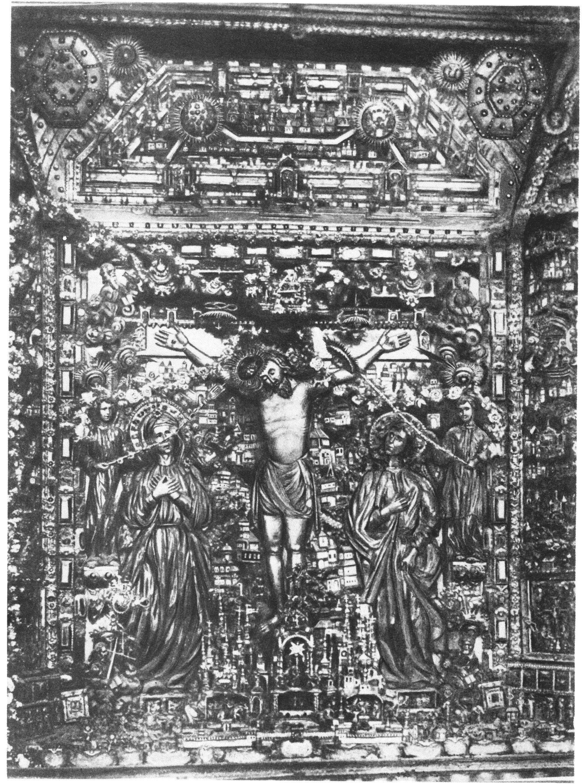 шумаевский крест википедия