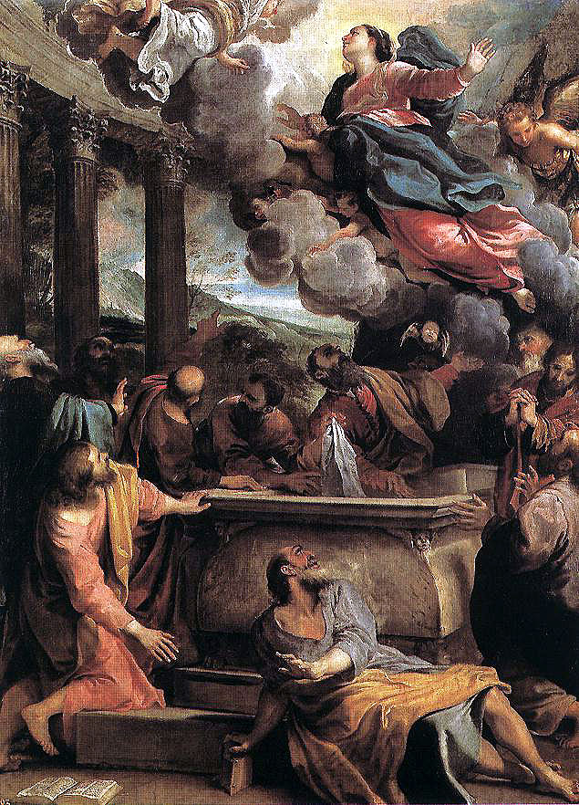 The life and works of annibale carracci