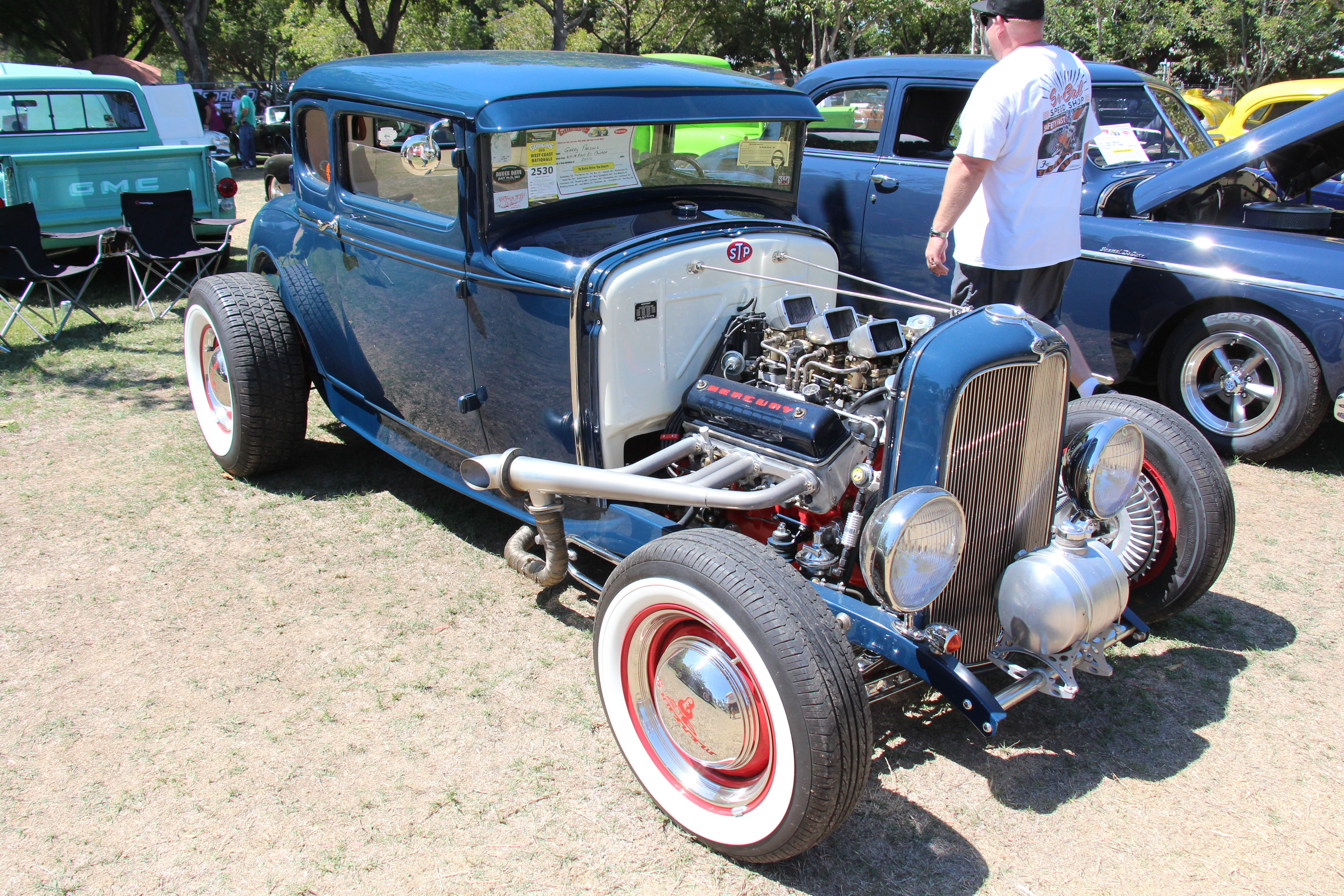 File:1930 Ford Model A Coupe Hot Rod (20915879026).jpg - Wikimedia ...