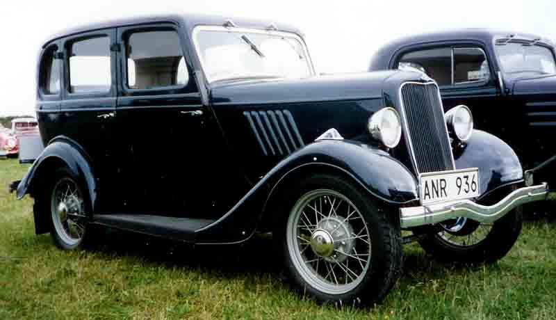 Model Y Wikipedia: File:1934 Ford Model Y Junior Fordor Saloon ANR936.jpg